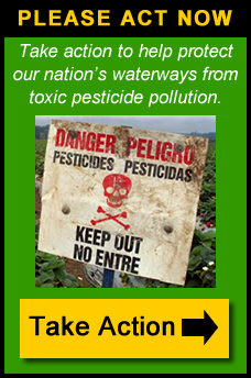 Take Action to Defend Key Pesticide Protections
