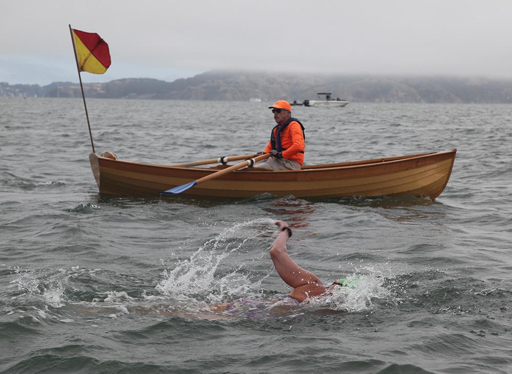 Bay Parade Swimmer