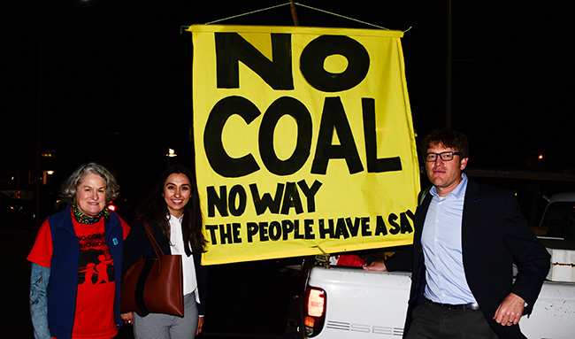 No Coal in Richmond
