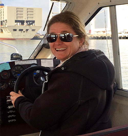 Captain Heather Richard