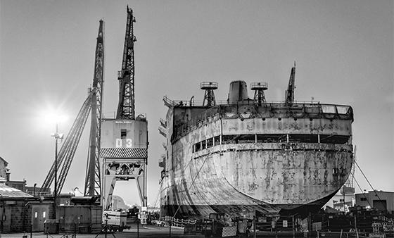 Mare Island Dry Dock