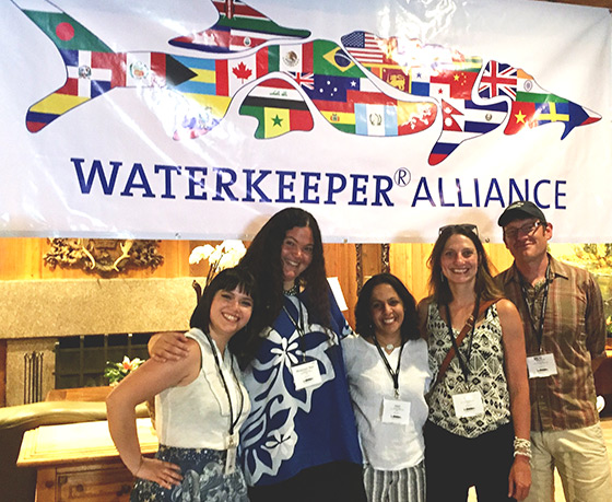 Waterkeeper Alliance Conference