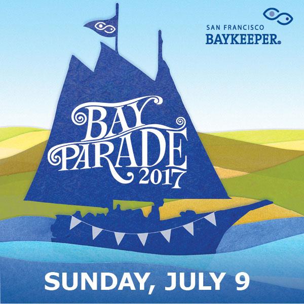 Bay Parade Sail