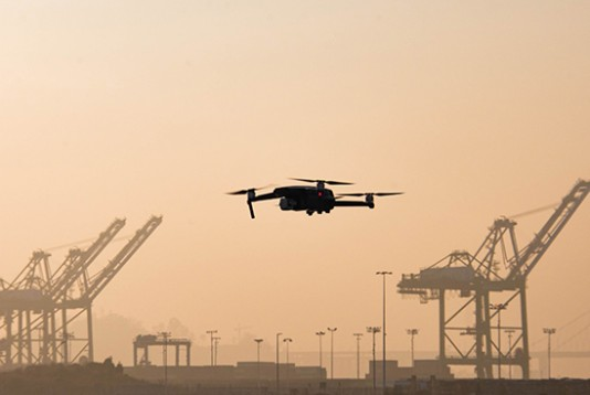 Drone Patrol over the East Bay — September 2020