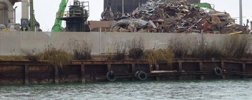 Baykeeper Update - Schnitzer scrap