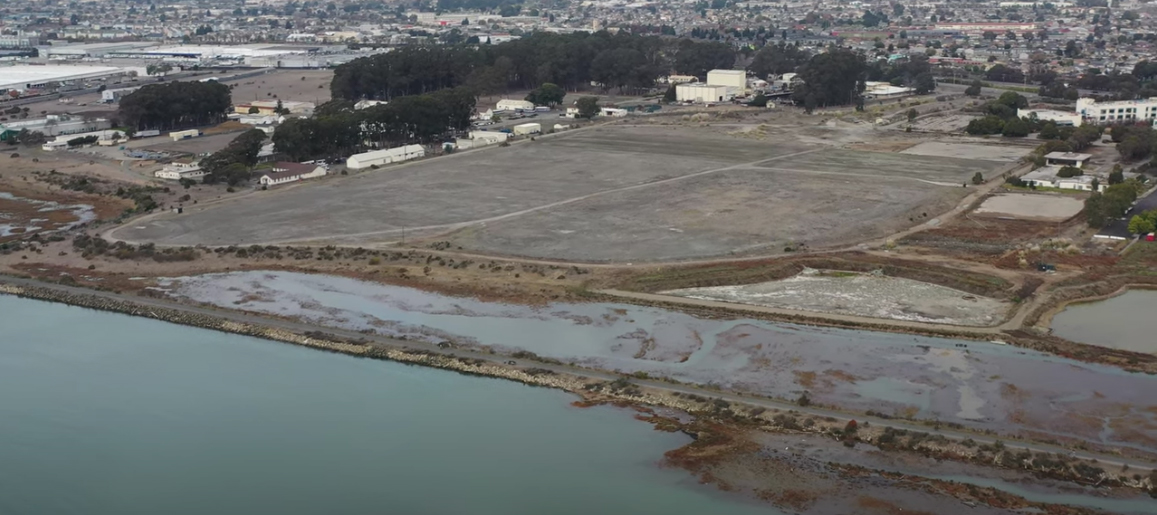 King Tides Sound a Pollution Alarm in the Bay