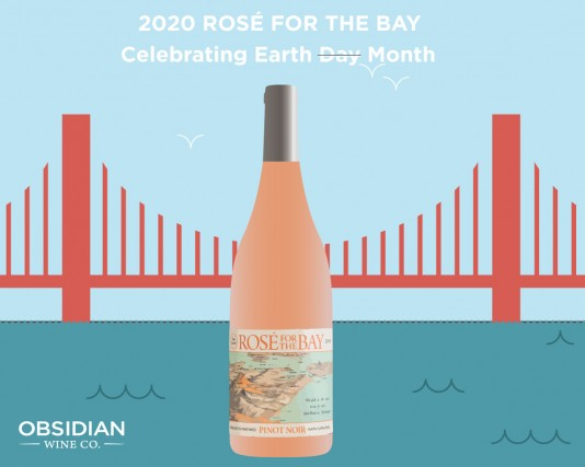 Rosé for the Bay