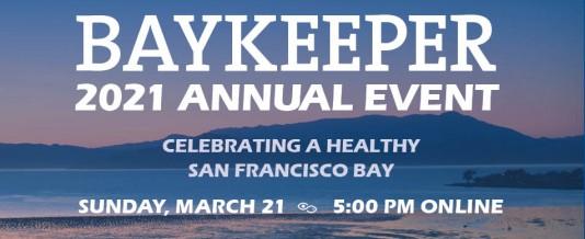 Baykeeper Event announcement