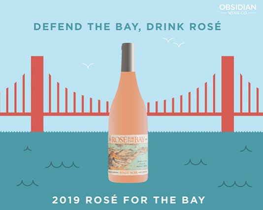 Rose for the Bay