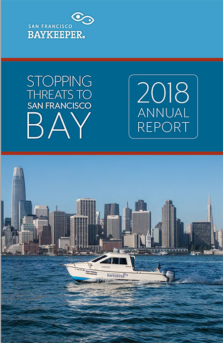 Baykeeper 2018 Annual Report