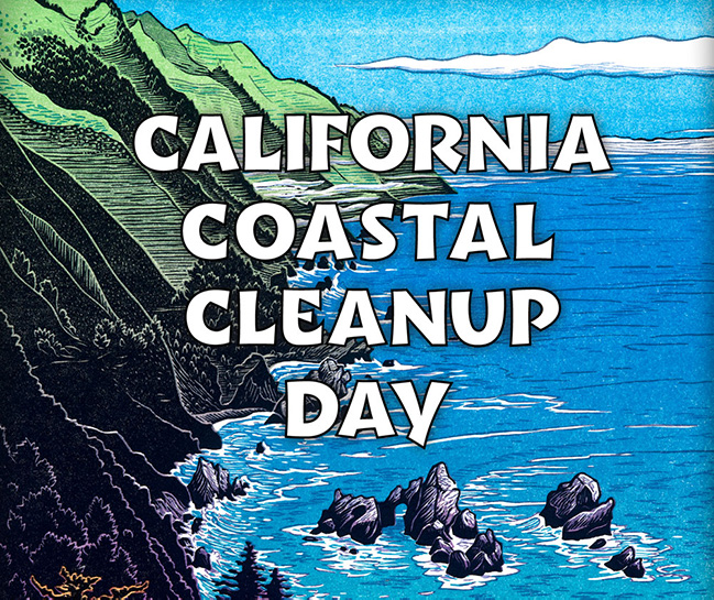 Coastal Cleanup Day header