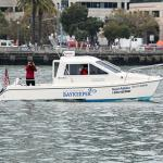 The Baykeeper boat